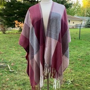 Soft Autumn Shawl Wrap